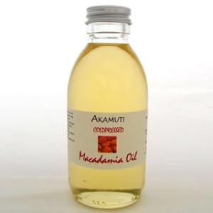 Bio makadamiový olej od Akamuti