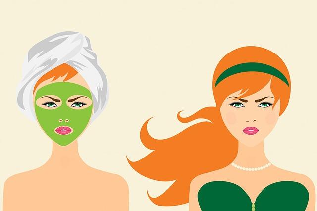 Pleťové masky na tvár