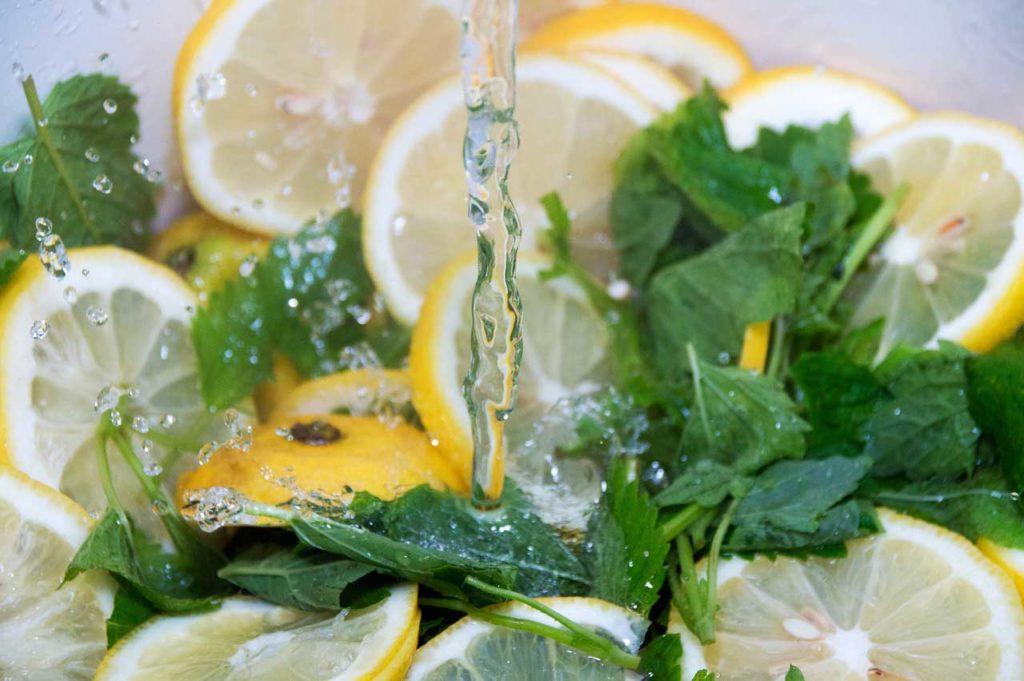 Medovka a citróny